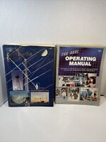 The ARRL Operating Manuel 3rd Edition The ARRL Antenna Book 15th Edition