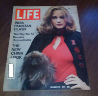 Life Magazine December 10 1971 - India Pakistan Clash, New China Look, more