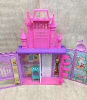 Disney Princess Pop Up Palace Fold Away Barbie Doll Castle Toy House Playset