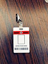 CHUCK Buy More Nerd Herd Chuck Bartowski CUSTOM PVC ID Card Prop Replica USA