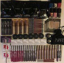 HUGE Makeup Lot MAC URBAN DECAY BARE MINERALS CLINIQUE DR.REY 15 PIECES READ!!!