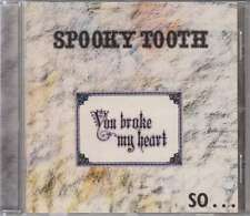 Spooky Tooth - You Broke My Heart So...I Busted Your Jaw, CD Neu