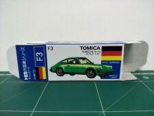 REPRODUCTION BOX for Tomica Blue Box No.F3 Porsche 911S