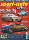 LOT de 12 n° SPORT AUTO 1999 du n°444 au n°455