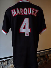maillot AS Monaco Marquez 2000-2001 00-01 shirt jersey camiseta Barcelona Mexico