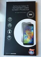 100% Genuine AEGIS Tempered Glass Screen Protector for Samsung S5 SM-G900F i9600