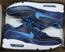2008 Nike Air Max 90 Premium City Pack Chicago Blue White 315728-441 Sz 10