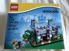 LEGO 40306 LEGOLAND CASTLE BRAND NEW SEALED BOX