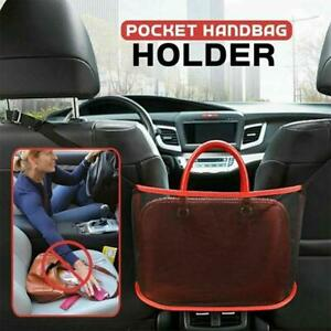 Barrier Seat Back Net Pouch Purse Container Car Mesh Pocket Durable Holder Dogs