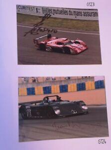 Große Autogrammsammlung Motorsport etwa 105 Autogramme,autographs,Formel 1, DTM