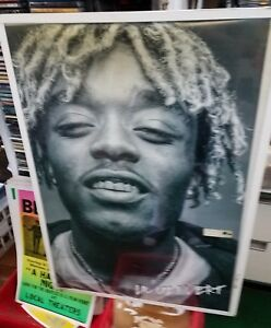 LIL UZI POSTER NEW  2016 RARE VINTAGE COLLECTIBLE OOP LIVE