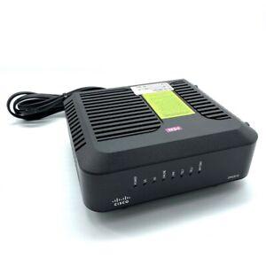 CISCO DPQ3212 CABLE MODEM DOCSIS 3 PHONE MODEM   Same Day Shipping