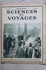 SCIENCES ET VOYAGES N°132 1992 - FABRICATION DE LA TUILE - TELEPHONE - VAUTOURS
