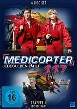 4 DVD-Box ° Medicopter 117 ° Staffel 6 ° NEU & OVP
