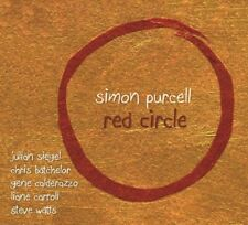 Simon Purcell - Red Circle [CD]