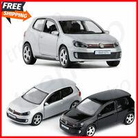 Volkswagen VW Golf GTI MK6 1:36 Scale Diecast Model Metal Pull Back Car Boys Toy
