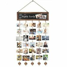Twing 8x10 Picture Frame Set of 6 Contemporary Nordic Photo Frames Display Pi.