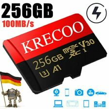128 GB Speicherkarte Class 10 High-Speed TF Card Handy für micro Card FORMAT