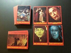 """1976 TOPPS """"SHOCKING LAFFS"""" FULL-50 CARD SET"""