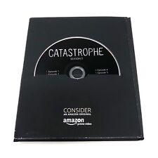 CATASTROPHE Season 3 DVD Amazon Prime FYC 2017 6 Eps Sharon Horgan Ron Delaney