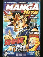 Manga Hits Magazine n°2; Sur 164 pages; Actus, B.D., Jeux Vidéo