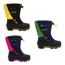 KangaROOS Blue Kanga-Bean II Stiefel Kinder Boots Winter Schuhe 18416