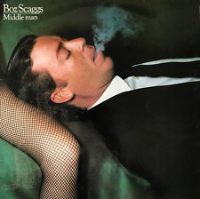 BOZ SCAGGS ‎- Middle Man (LP) (VG+/G-VG)
