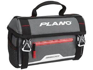 Plano Weekend Series Softsider 3500 Grey/Black/Red PLABW250