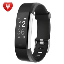 Fitness Tracker, Watch Activity Heart Rate Monitor,Sleep,Step Counter,Calories,