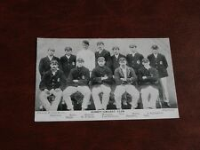 ORIGINAL CRICKET POSTCARD - SURREY CRICKET CLUB TEAM.