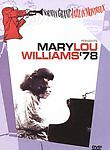 Mary Lou Williams 1978 - Live At Montreux rare dvd Jazz Pianist