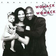 WOMACK & WOMACK : CONSCIENCE / CD - TOP-ZUSTAND