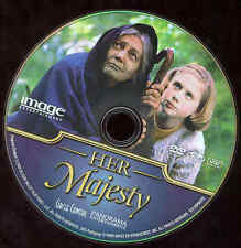 Her Majesty DVD New Zealand Family Drama Coming Of Age Movie NO CASE