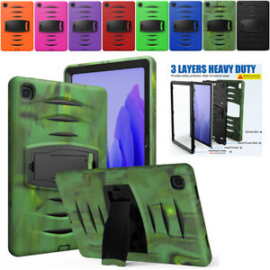Shockproof Heavy Duty PC Case Cover For Samsung Galaxy Tab A A7 T500 T510 T290