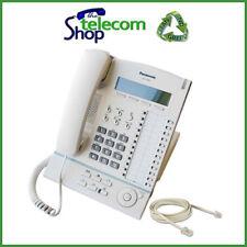 Panasonic KX-T7633 teléfono digital en blanco