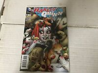 HARLEY QUINN (2013 DC New 52) #2 Batman Flash Suicide Squad Justice League vol.