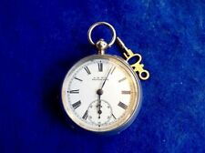 Mechanical (Hand-winding) Silver Antique Pocket Watches