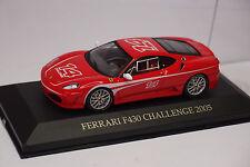 IXO FERRARI F430 CHALLENGE 2005 #14 1:43