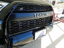 2014-18 Genuine OEM Toyota 4Runner TRD Pro 2 pc GRILLE SET