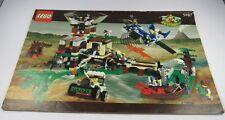 LEGO Manual De Instrucciones Nº 5987 Dino Estación de investigación Aventureros