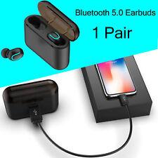 Wireless Bluetooth 5.0 Earbuds Headset Twins Headphone TWS Sport Stereo Earphone
