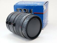 Teleplus Extension Tube Set for Minolta AF, Sony Alpha, Boxed. Stock No U11900