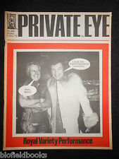 PRIVATE EYE - Vintage Satirical Political Humour Magazine - 3rd November 1972
