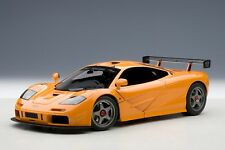McLaren F1 LM Edition Historic Orange 1:18 AUTOart 76011 Brand New