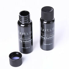 LILYCUTE 20ml Slip Solution Quick Builder UV Gel Nail Extension  Tools