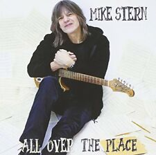 Mike Stern - All Over the Place [CD]