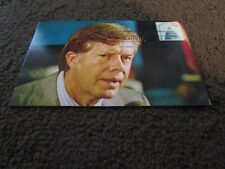 President Jimmy Carter Inauguration Day FDC Cancellation Postcard Jan 20, 1977