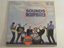 SOUNDS INCORPORATED Ex+ Self Titled 1960s UK Instrumental Pop LP