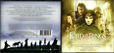 Lord Of The Rings soundtrack cd album - Fellowship Of The Ring