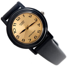 Casio Classic Ladies Gold Analog Watch LQ-139D-9B1 NEW